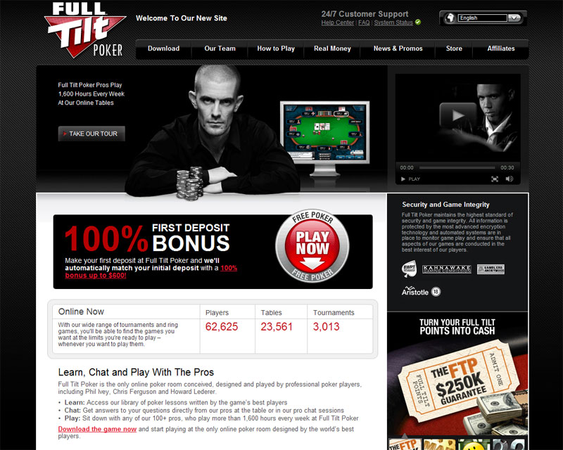 full tilt poker mac client