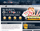 Only Poker Website