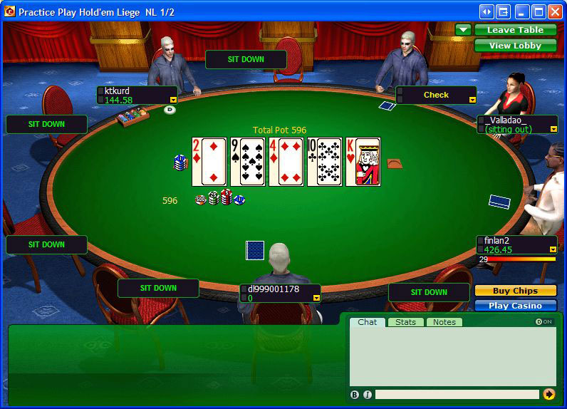 888 pacific poker login