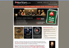 Pokerstars Website