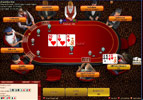 Sun Poker Table